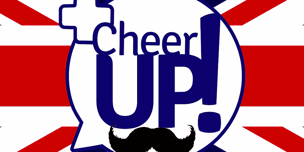 Cheer Up London MOVEMBER, ready for your special Photo UP?