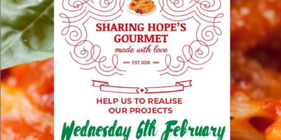 Sharing Hope's Gourmet