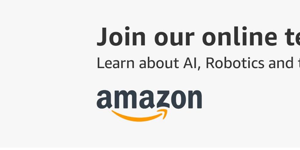 Amazon WS Education - Tech Talk: Robotics and Internet of Things