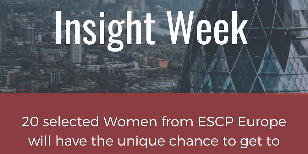 IB Insight Week by Women In Finance
