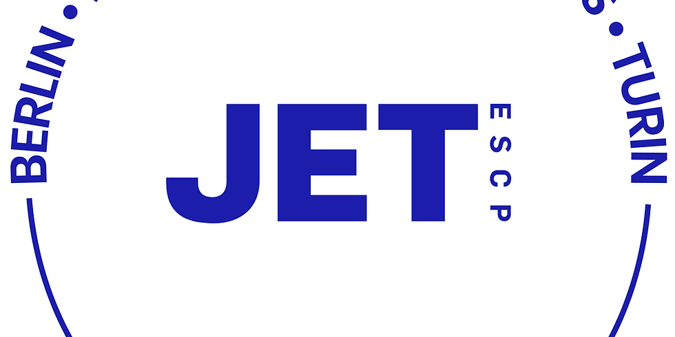 JET ESCP Society - Application opening 2020/2021