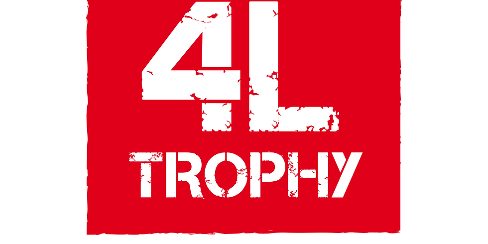 CANCELLED - 4L Trophy Competition (ESCP team)