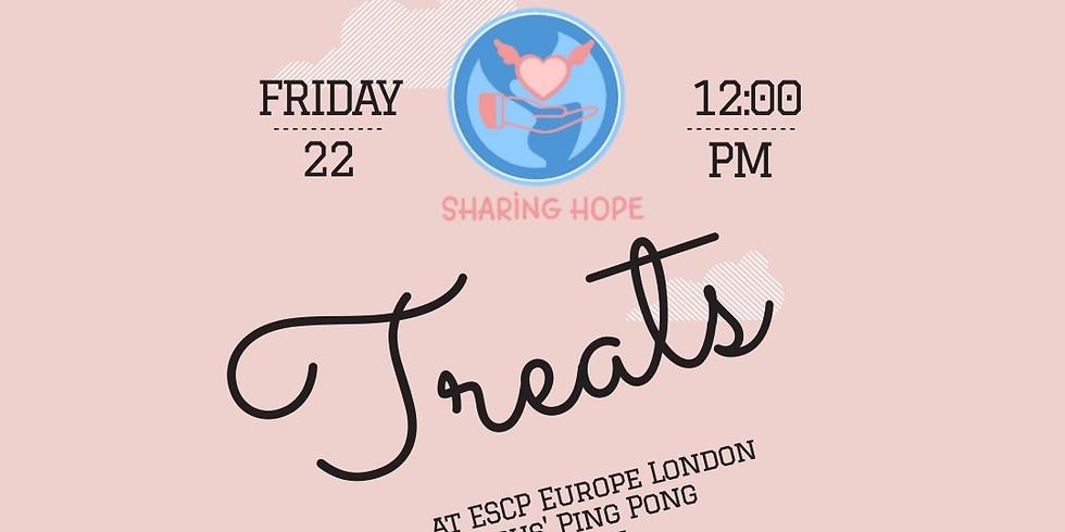 Sharing Hope Society Charity Bake Sale
