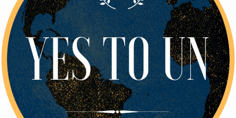 'YES to UN: The Young European Summit' Event 2019