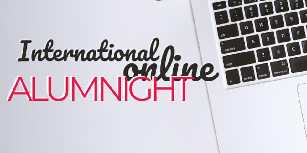 International Online Alumnight: Sustainability