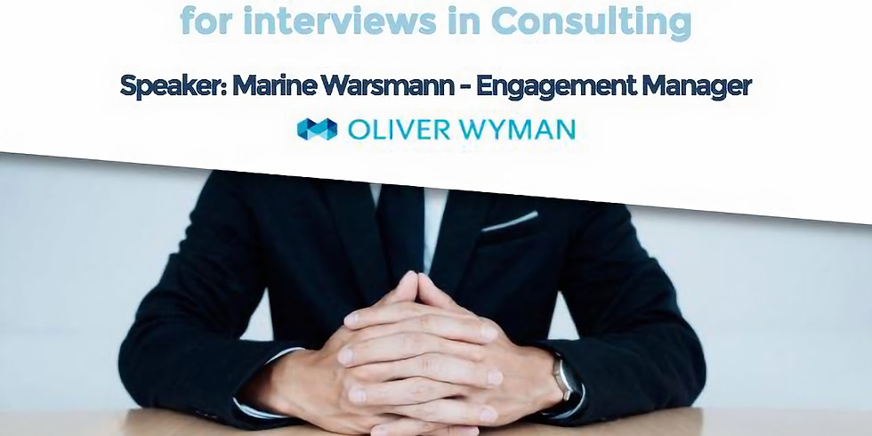 TIPS and TRICKS for interviews in Consulting