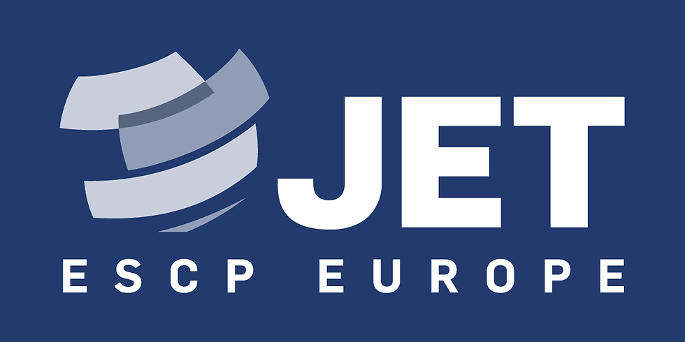 JET ESCP Europe Recruitment Process Open