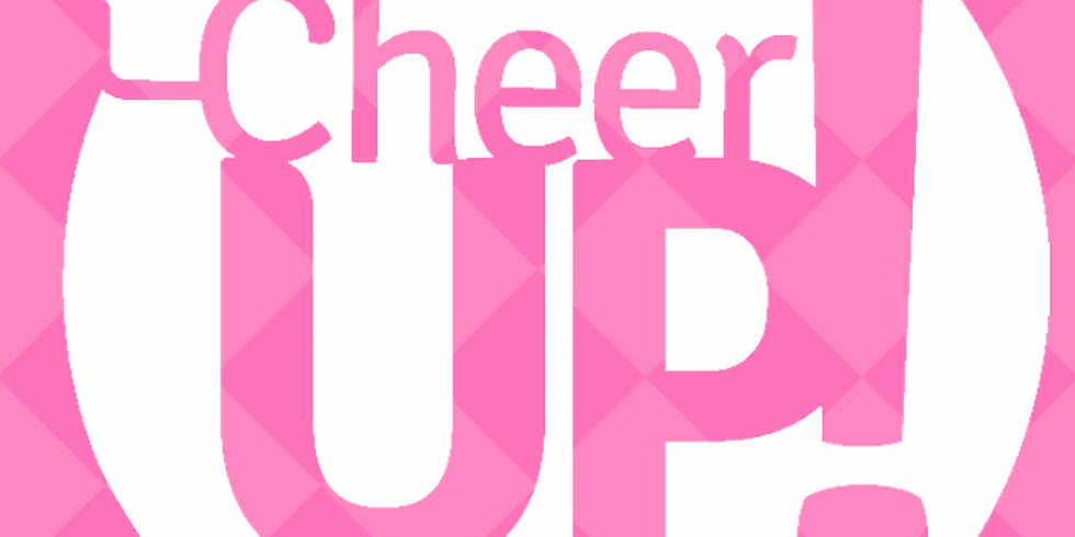 CheerUp Society WEAR IT PINK