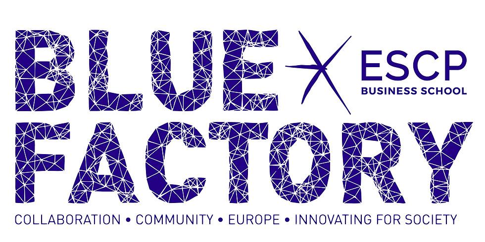ESCP Entrepreneurship meet up in London - by Blue Factory