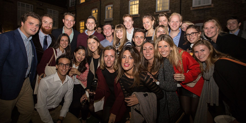 London Campus Welcome Party (all programmes)