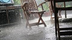 Skybrud, oversvømmelse i kælder