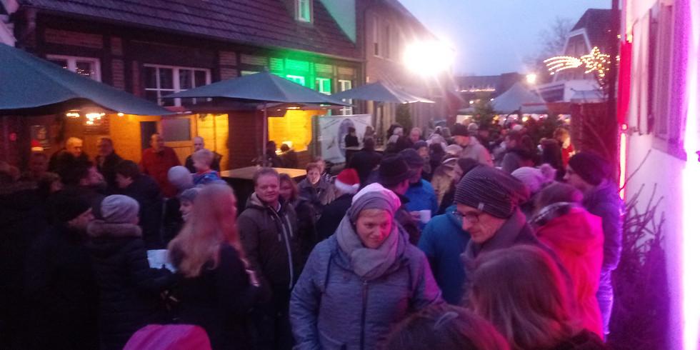 Weihnachtsmarkt des NSKKV am Samstag
