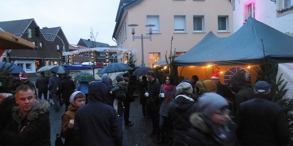 Weihnachtsmarkt Winterträume 2021 am Samstag