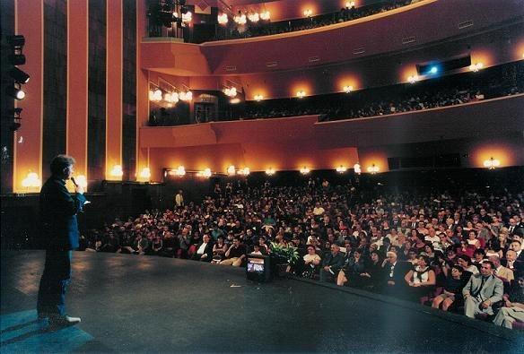 Stadttheater Cagliari Sardinien