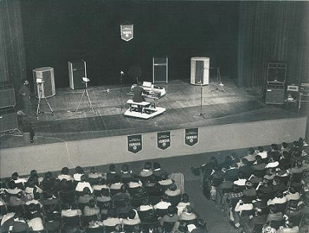 Konzert Theatro Lyrico, Mailand