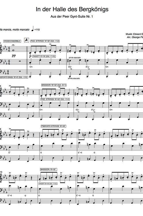 In der Halle des Bergkönigs (Edvard Grieg)