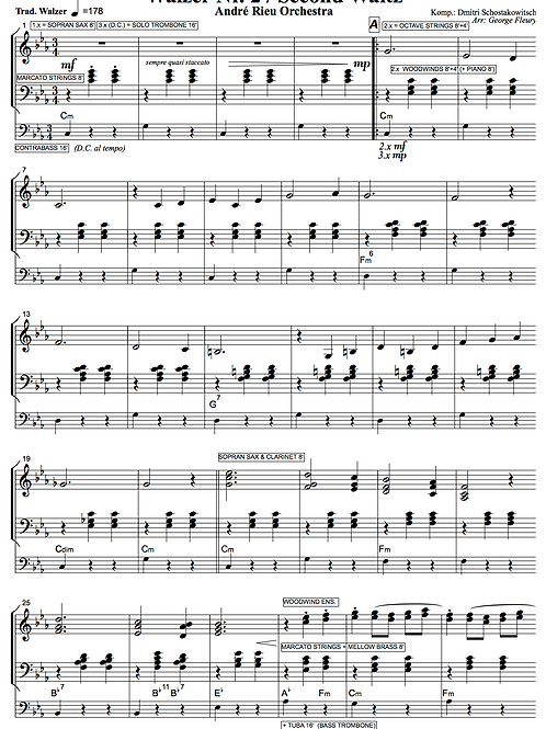 Walzer Nr. 2 (D. Schostakowitsch)