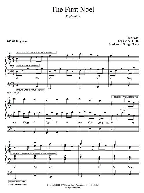 My First Noel (American Trad.)