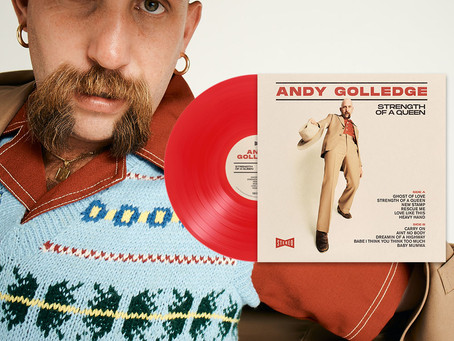 Limited Edition 'Red' Vinyl, Pre-order now!