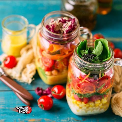 Salade Jar de la semaine