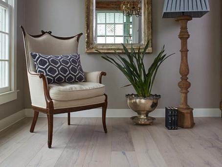 3 Tips para elegir la tonalidad perfecta para tu piso.