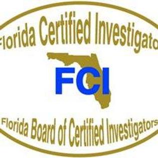 Florida Certified Investigator