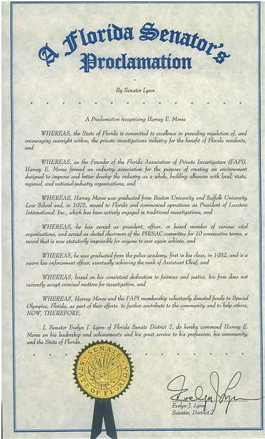 A_Florida_Senator's_Proclamation_Harvey_