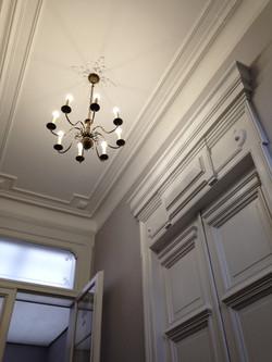 Hall entrée gîte RSJ Douai