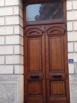 Façade appart RSJ Douai