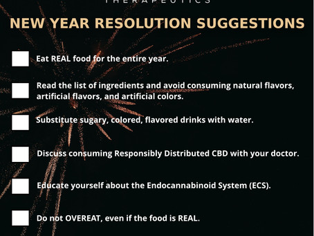 Resolution Suggestions to enter 2020 on the right track