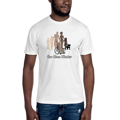 Crew Neck Tee by the OLM DEI Initiative