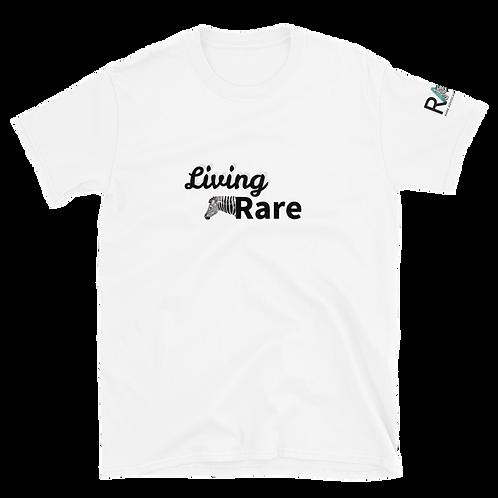 Living Rare Short-Sleeve Unisex T-Shirt