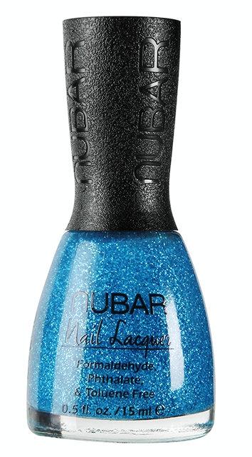 Disco Blue Glitter