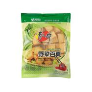Fried Vegetable  Q-Tofu Slice  600G