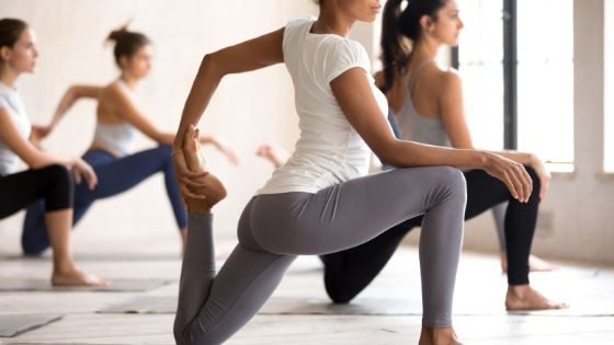 The Powerful Benefits of Stretching