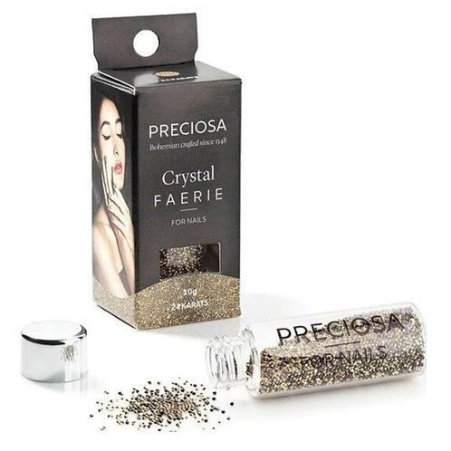 Preciosa® Crystal Faerie for Nail Art 24 Karats