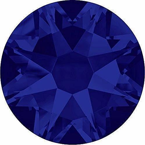 2000, 2058 & 2088 Swarovski® Flatback Crystals Non Hotfix Cobalt