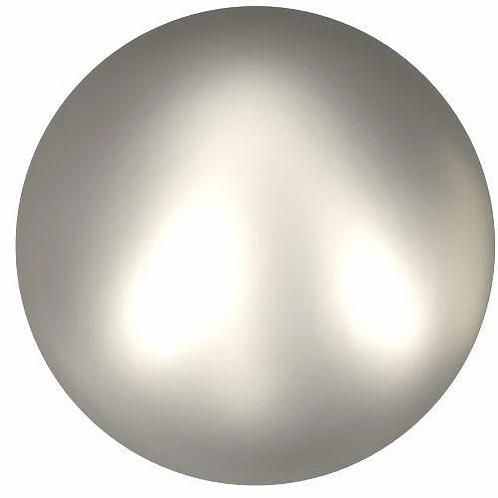 2081/2 Swarovski® Hotfix Crystals Flatback Pearl Cabochons 3D Round SS10 (2.8mm)