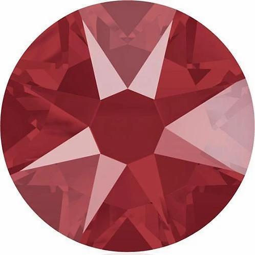 2000, 2038 & 2078 Swarovski® Hotfix Crystals Flatback Crystal Royal Red