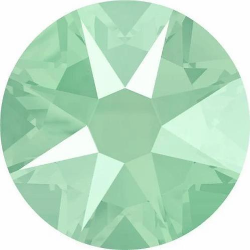 2000, 2058 & 2088 Swarovski® Flatback Crystals Non Hotfix Crystal Mint Green