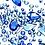 Thumbnail: Water Mix of Swarovski® Flatback Crystals No Hotfix