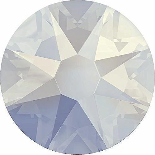 2000, 2058 & 2088 Swarovski® Flatback Crystals Non Hotfix White Opal