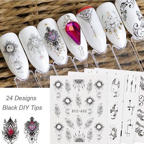 Stickers 24pc pack
