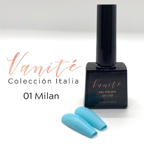 Gel Polish - #1 Milan