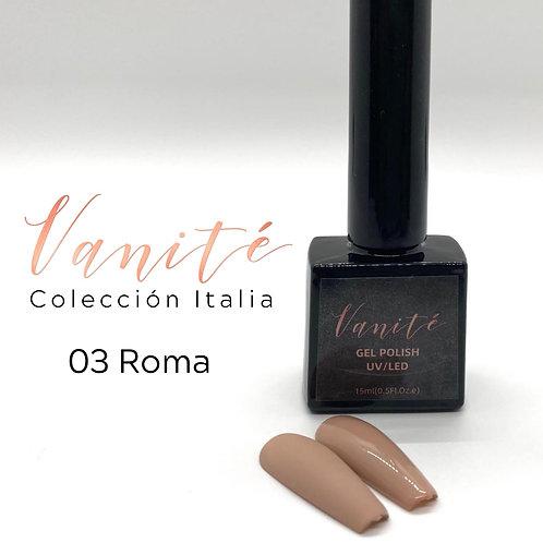 Vanité Italia Roma #03