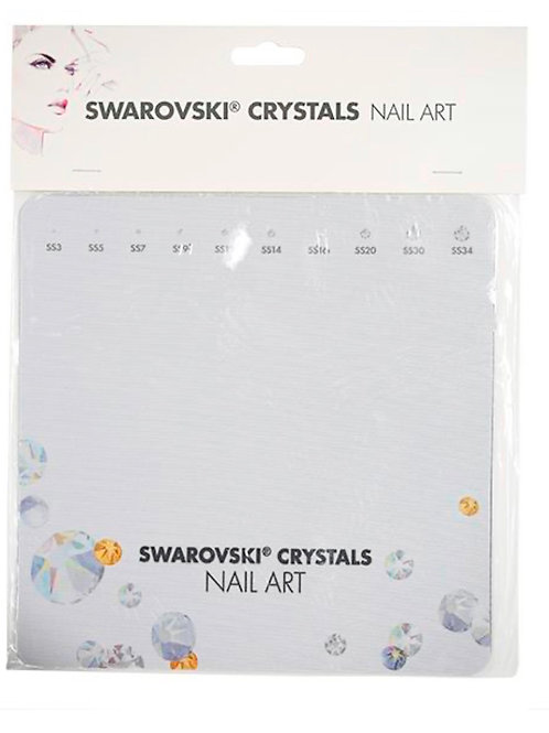 SWAROVSKI CRYSTALS NAIL ART APPLICATION MAT