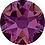 Thumbnail: 2000, 2058 & 2088 Swarovski® Flatback Crystals Non Hotfix Crystal Volcano