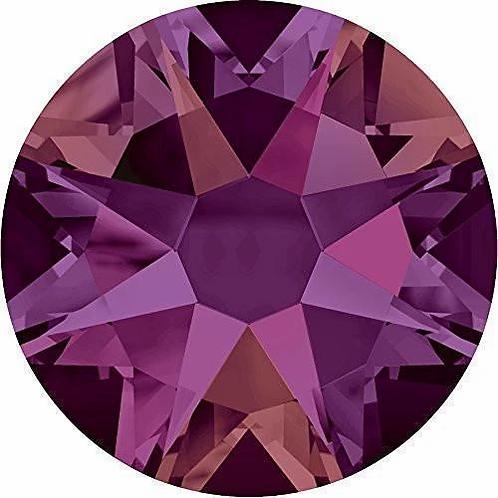 2000, 2058 & 2088 Swarovski® Flatback Crystals Non Hotfix Crystal Volcano