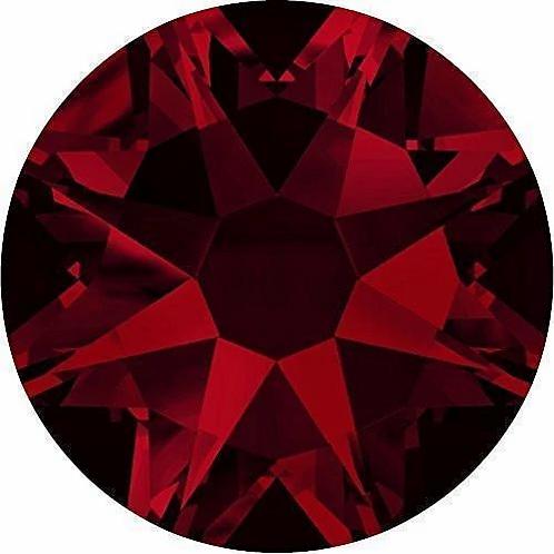 2000, 2058 & 2088 Swarovski® Flatback Crystals Non Hotfix Indian Siam