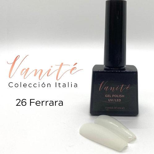 Vanité Italia Ferrara #26